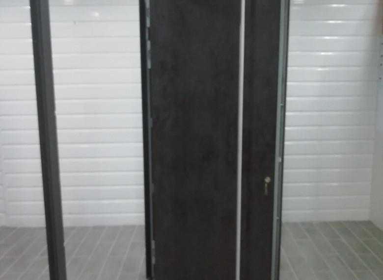Porte d'entrée fin-door céramaique - modèle d'exposition, de chez Finstral