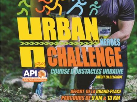 URBAN CHALLENGE BINCHE 2019 - 05/05/2019