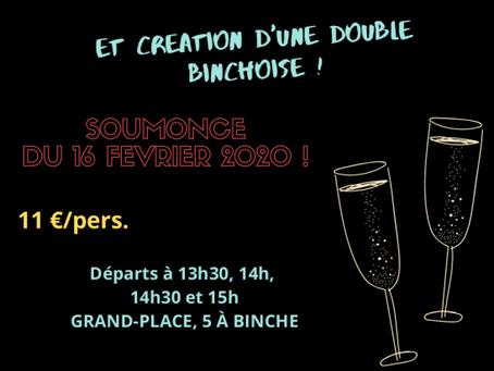 A LA DÉCOUVERTE DES PRODUITS LOCAUX DE BINCHE