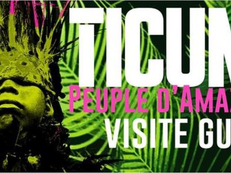 """Visite guidée de l'exposition """"Ticuna. Peuple d'Amazonie"""""""