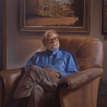 """Portrait of Joel"" sold"