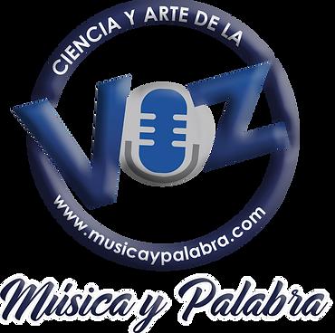 Logo de Ciencia y Arte de la Voz en relieve.png