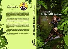 Cover La Hija del Historiador