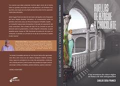 Cover Huellas de Azogue y Chocolate
