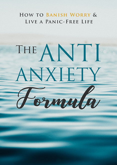 THE ANTI ANXIETY FORMULA EBOOK