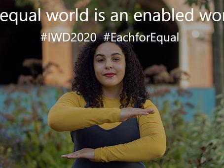 How global brands are celebrating International Women's Day 2020: #EachForEqual