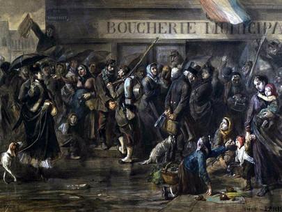 Macellerie comunali a Parigi