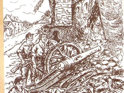 Aspri combattimenti alla Butte-aux-Cailles e a place Chateau-d'Eau