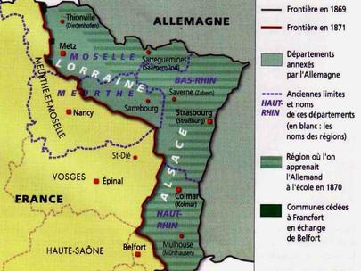 Firmata la pace tra Germania e Francia