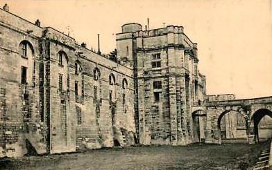 Capitola il forte di Vincennes