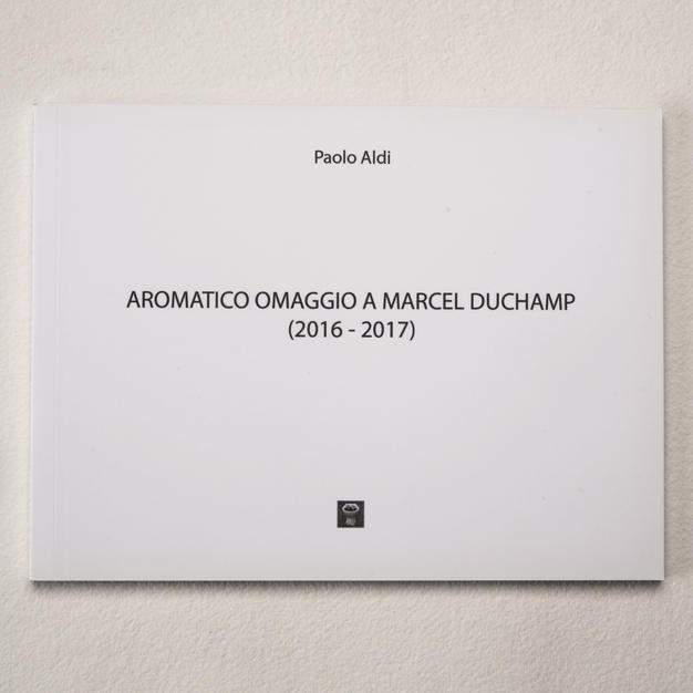 Aromatico omaggio a Marcel Duchamp
