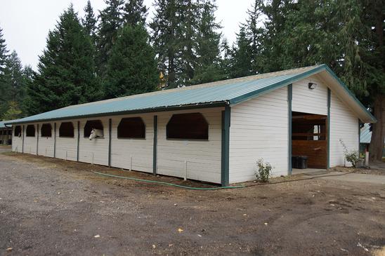 Second Barn