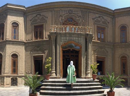 Abgineh Museum: Glassware & Ceramic Museum of Tehran