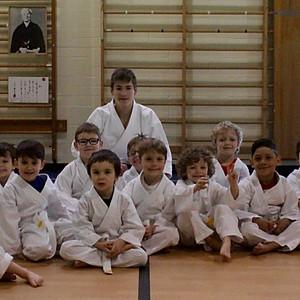 Dernier cours pour les Petits Samouraïs