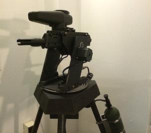 paintball machine gun turret - photo #32