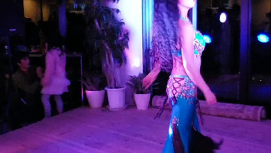 Belly Dance by Ryoko