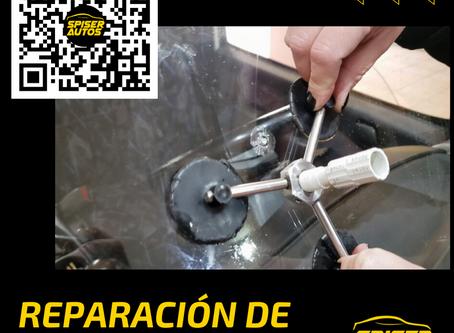 Reparación de parabrisas