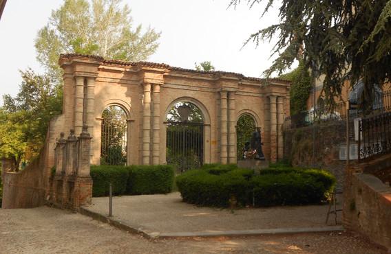 i giardini dei Conti di Castelborgo
