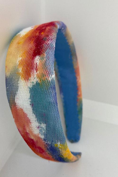Diadema Rainbow Psicodelia Blue