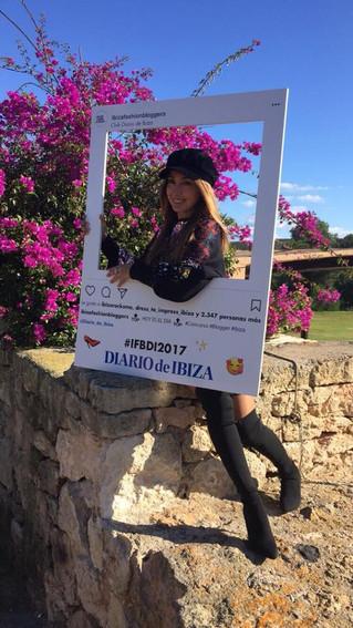 Ibiza Fashion Blogers y Golf Ibiza