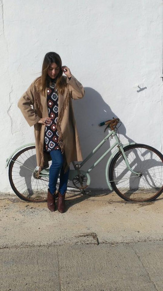 Bici y Crochet