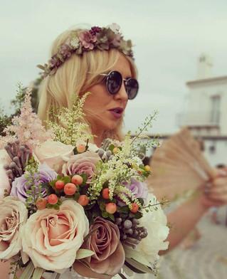 La boda de Hayley