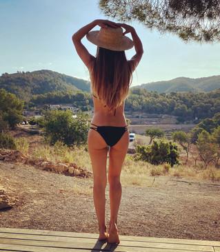 Casita en el bosque, Ibiza
