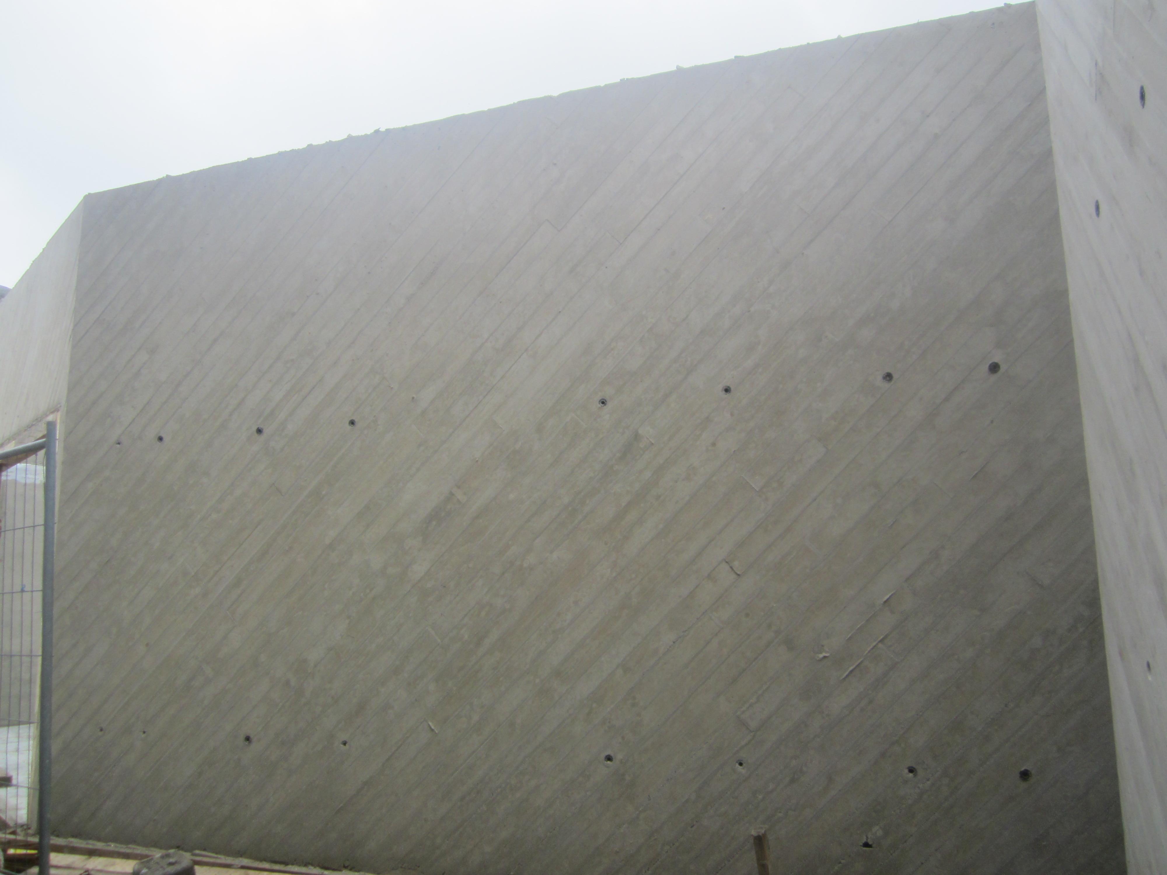 Plankenbekisting te Hoegaardeb