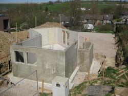 Woning in beton te Eijs (NL)