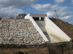 Betonconstructie Maas