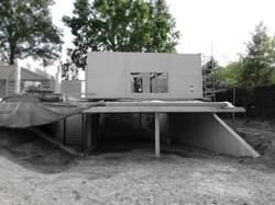 Woning in beton te Ottenburg