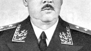 "Excavating General Sergei Kabanovs ""luxurious"" underground command post."