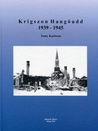 Krigszon Hangöudd 1939-1945