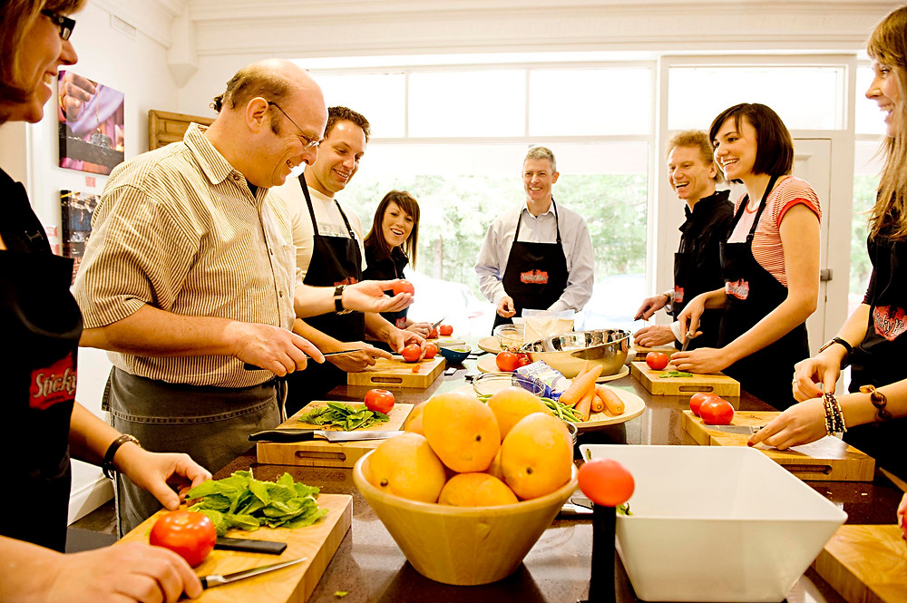 Receive $500 off an Onsite Cooking Class!