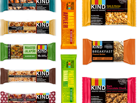 Win a Month's Supply of KIND Snacks!