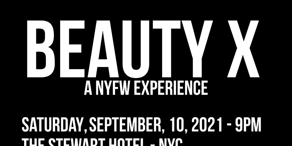 Beauty X - Model Confirmation