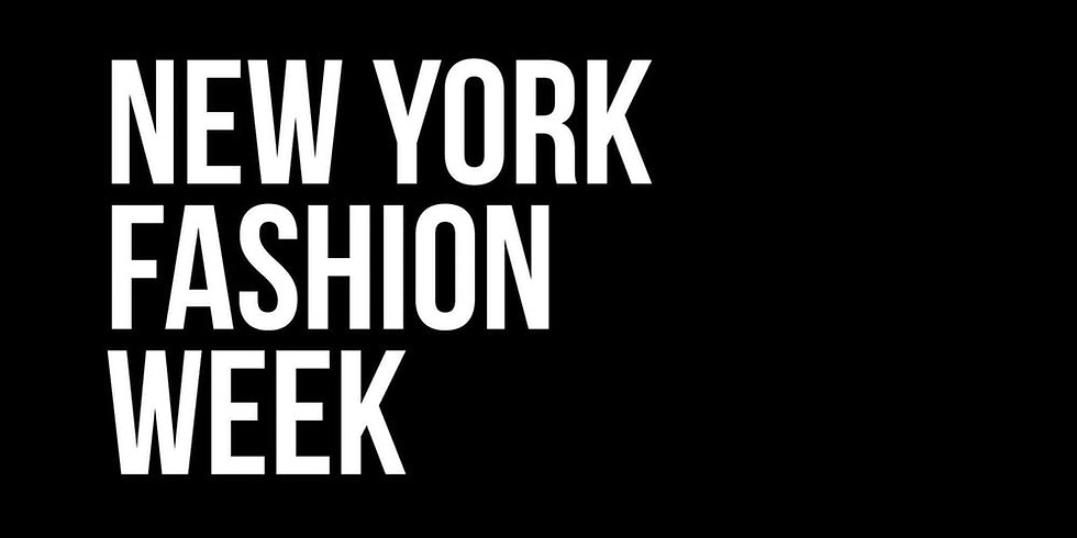 NYFW Model Confirmation (REQUIRED)
