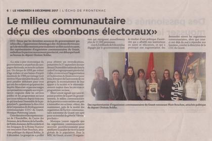 2017-12-08-Écho_de_Frontenac-Le_milieu_communautaire_déçu_des_bonbons_électoraux.jpg