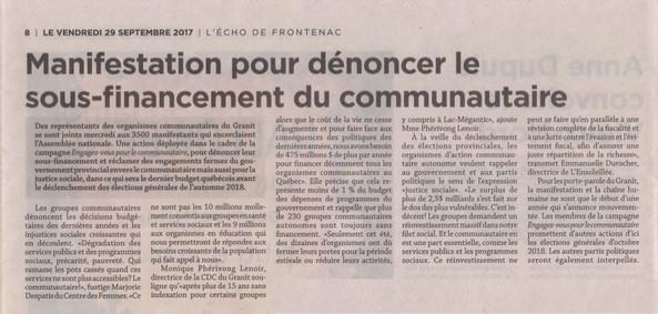 2017-09-29-Écho_de_Frontenac-Manifestation_pour_dénoncer_le_sous-financement_du_communautaire.jpg