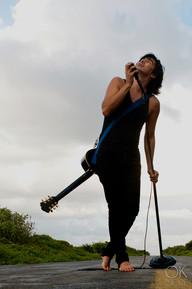 Musician portrait photography, Ruben Larregui