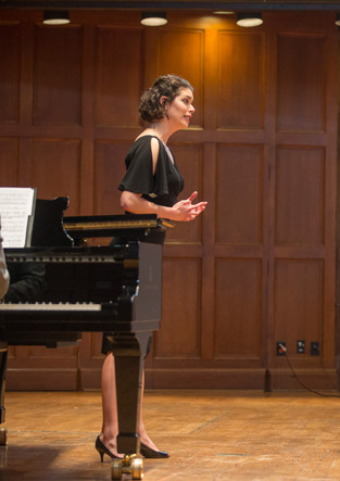 Masterclass with Marilyn Horne