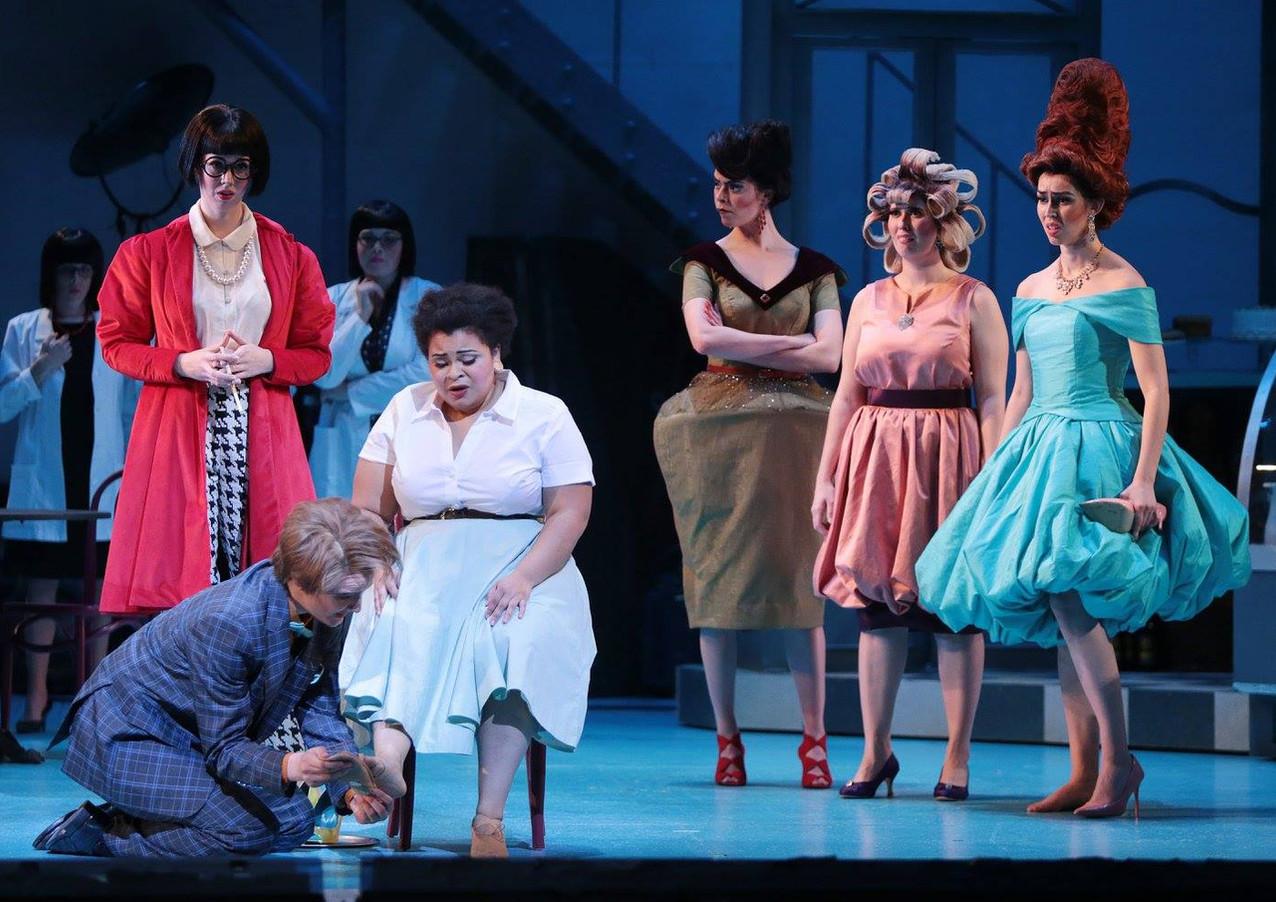 Cendrillon, CCM Opera Theater