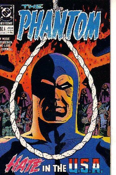 PHANTOM DC,13 ISSUES, 1989-90 4