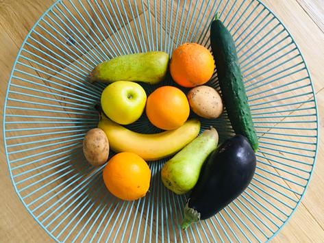 Frutta e verdura, il cibo della natura!
