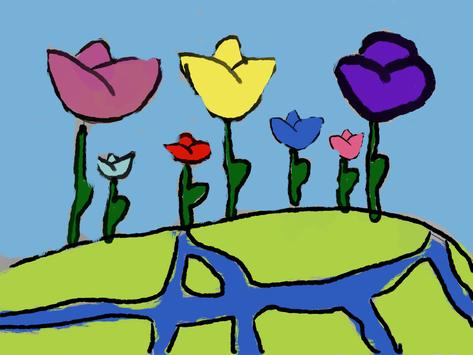 Iulia e i tulipani
