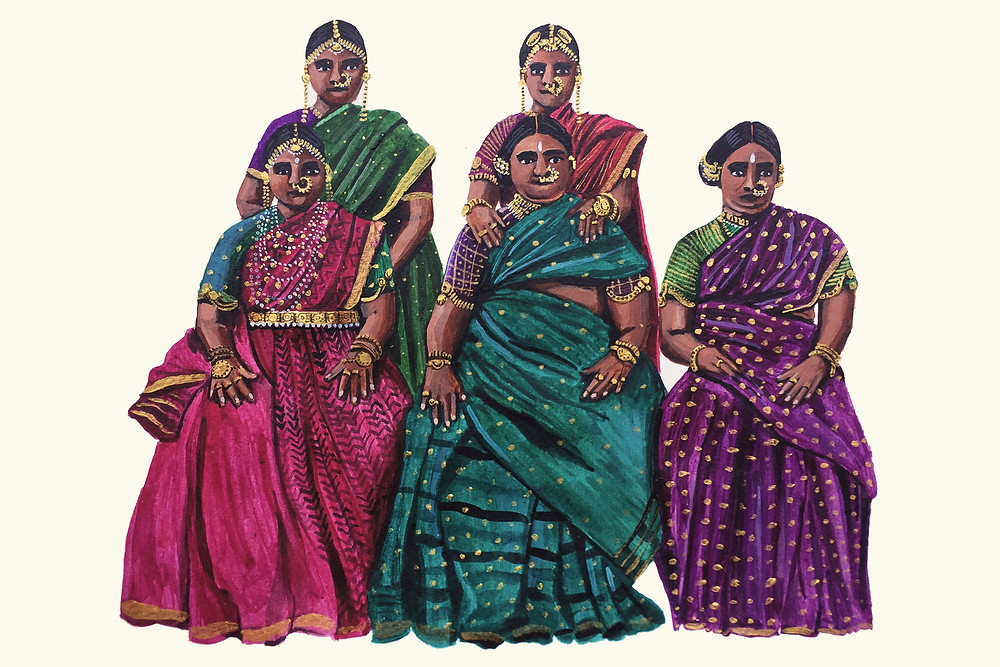 Namrata Kumar, 'Women from Madras'