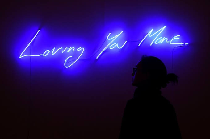 Tracey Emin, 'Loving You More', 2015