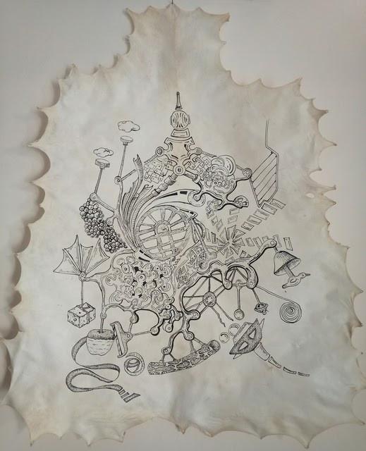 'Whirlpool (Begumpura / Ecologies)', 2020