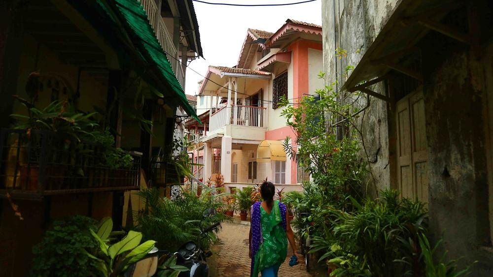 Khotachiwadi Neighbourhood