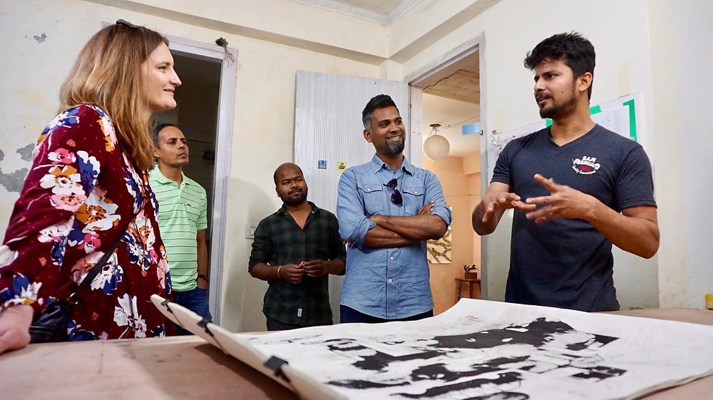 Delhi Artists Studio Tour